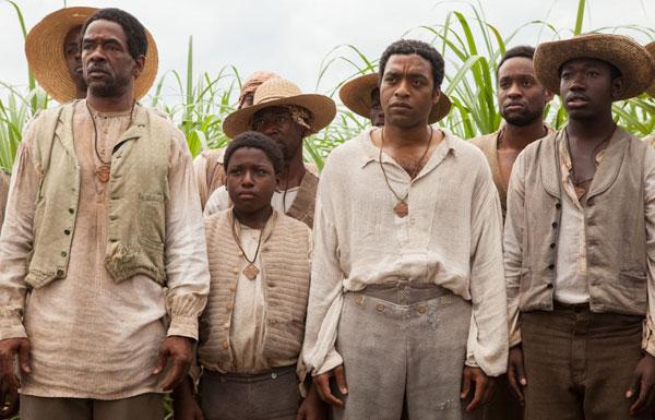 Fotograma de la pel·licula Dotze anys d'esclavitud.