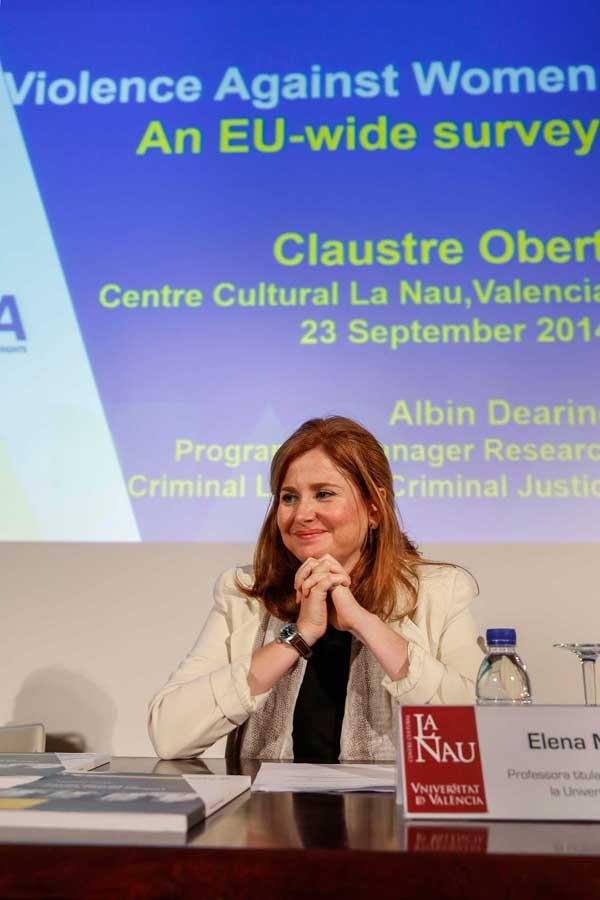 Elena Martínez García.