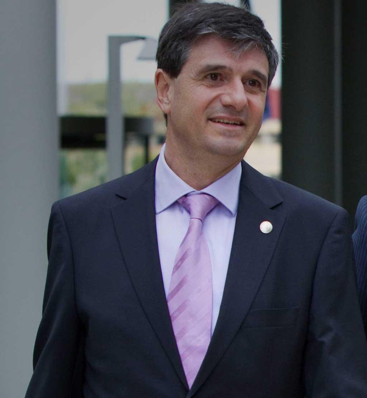 Juan Antonio Raga, catedràtic de Zoologia a la Facultat de Ciències Biològiques i director del Parc Científic de la Universitat de València.