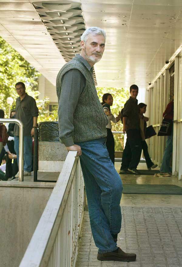 José Luis Canet, director del Servei de Publicacions de la Universitat de València.