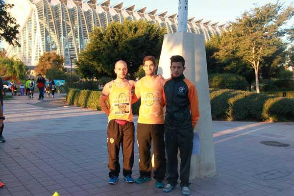 Esportistes de la selecció de marató de la Universitat de València. Foto pòrtada:Equip de rugbi masculí de la Universitat de València.