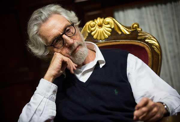 Ignacio Carrión. Foto: Miguel Lorenzo.