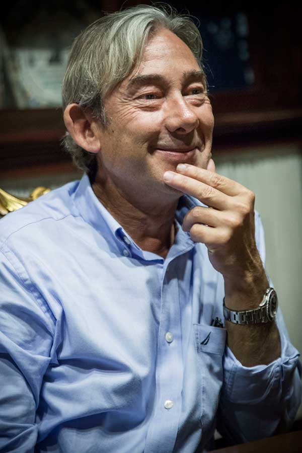 Enric González. Foto: Miguel Lorenzo.