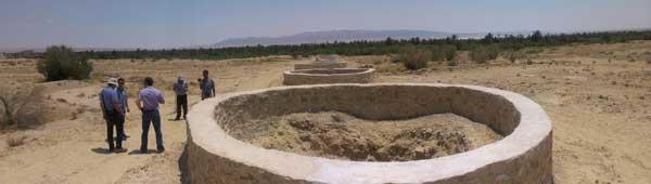 Mines recuperades pel grup de recerca Estepa de la Universitat de València.
