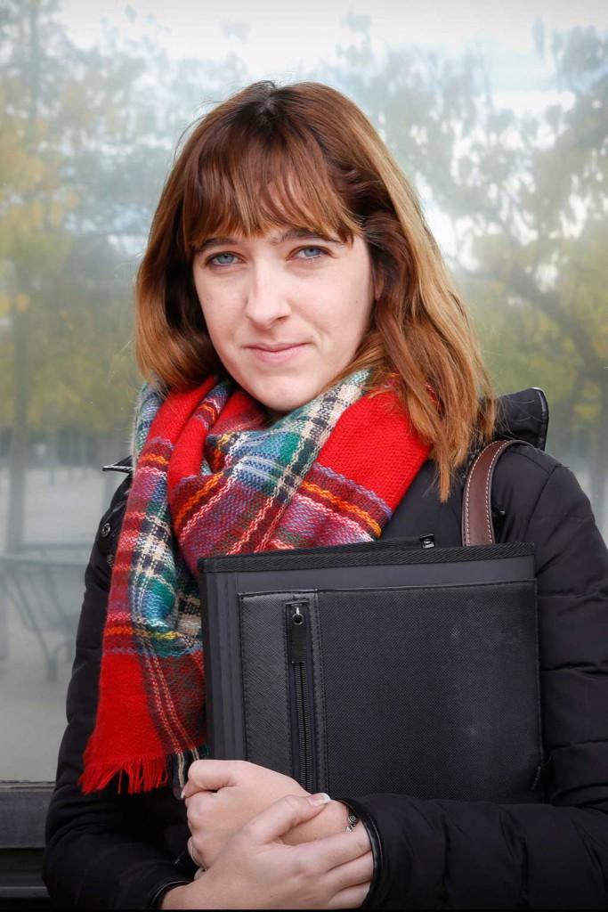Ana Ramírez. Foto: Miguel Lorenzo