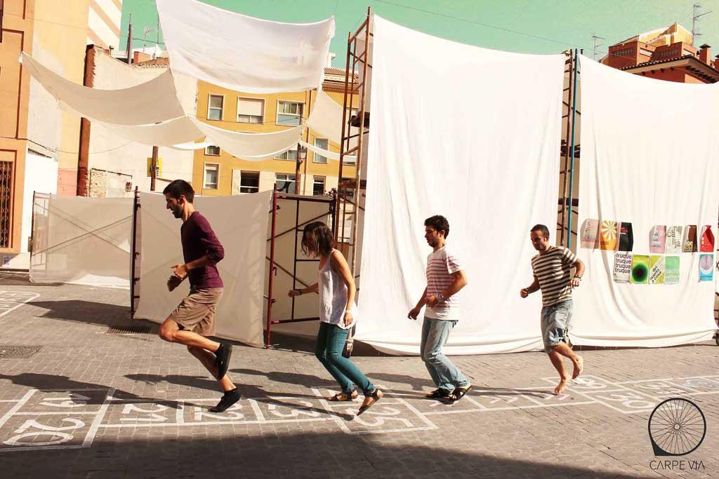 L'últim projecte de Carpe Via va ser Pilar es Nota, en el Festival Intramurs de València, per a reivindicar el poder de la música valenciana i dels músics que actuen a l'espai públic per a la vertebració social.