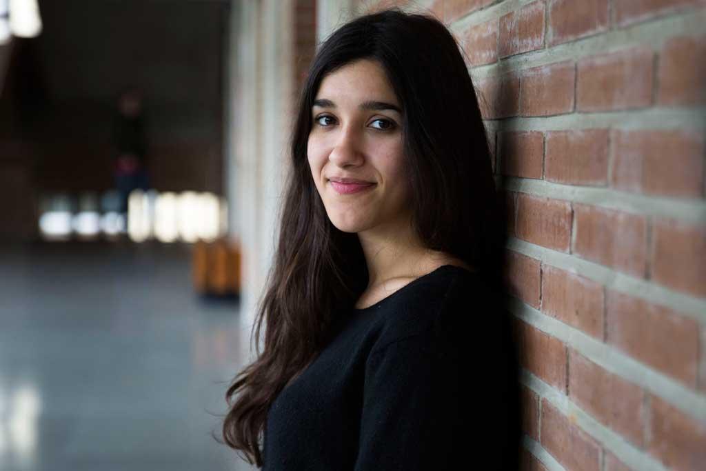 Laura Peris, estudianta d'Història, pertany al BEA-ÍTACA i és membre del Consell de Govern.
