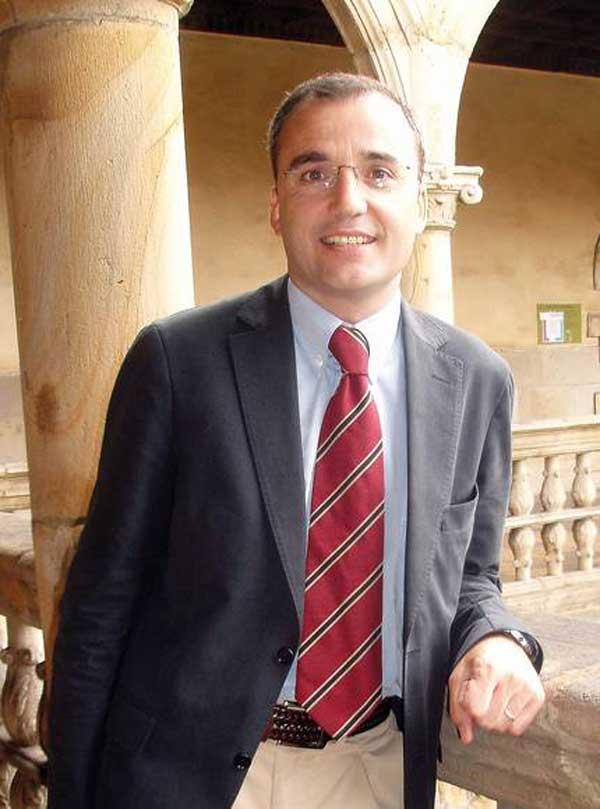 El professor de Dret de la Universitat de València Aniceto Masferrer.