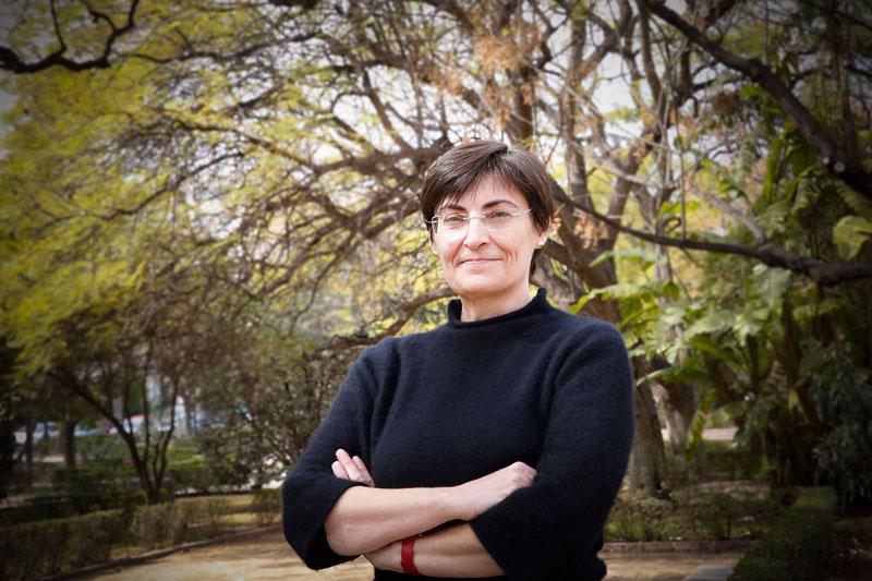 La nova degana de la Facultat de Psicologia, María Dolores Sancerni, és professora al centre des de l'any 1987. Foto: Miguel Lorenzo.