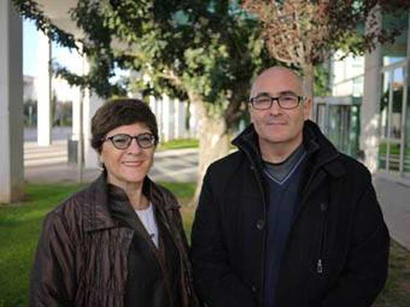 Capitolina Díaz i Carles Simó, del Departament de Sociologia i Antropologia Social, han obtingut una ajuda econòmica per a la difusió del projecte d'investigació sobre la bretxa salarial en què participen.