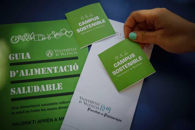 El taller ha sigut una de les propostes de la Setmana Saludable, organitzada pel Vicerectorat de Sostenibilitat i Planificació.
