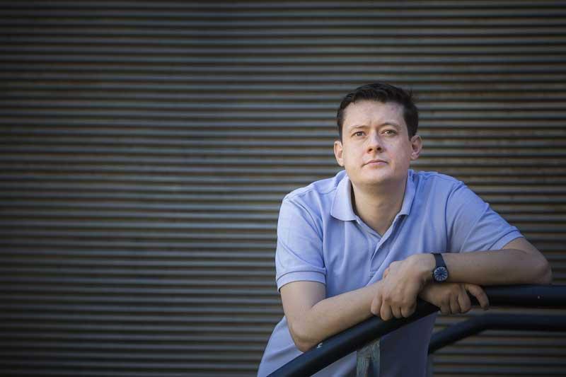 Carlos Martí-Gastaldo. Foto: Miguel Lorenzo.