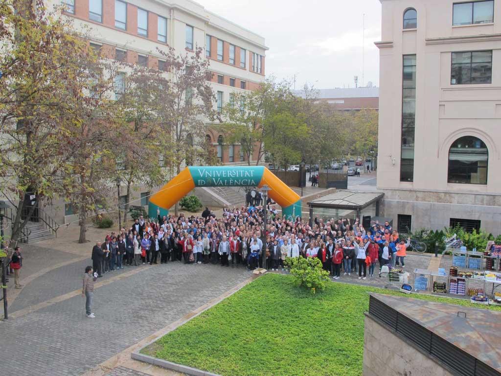 Passeig Saludable de l'any 2014.