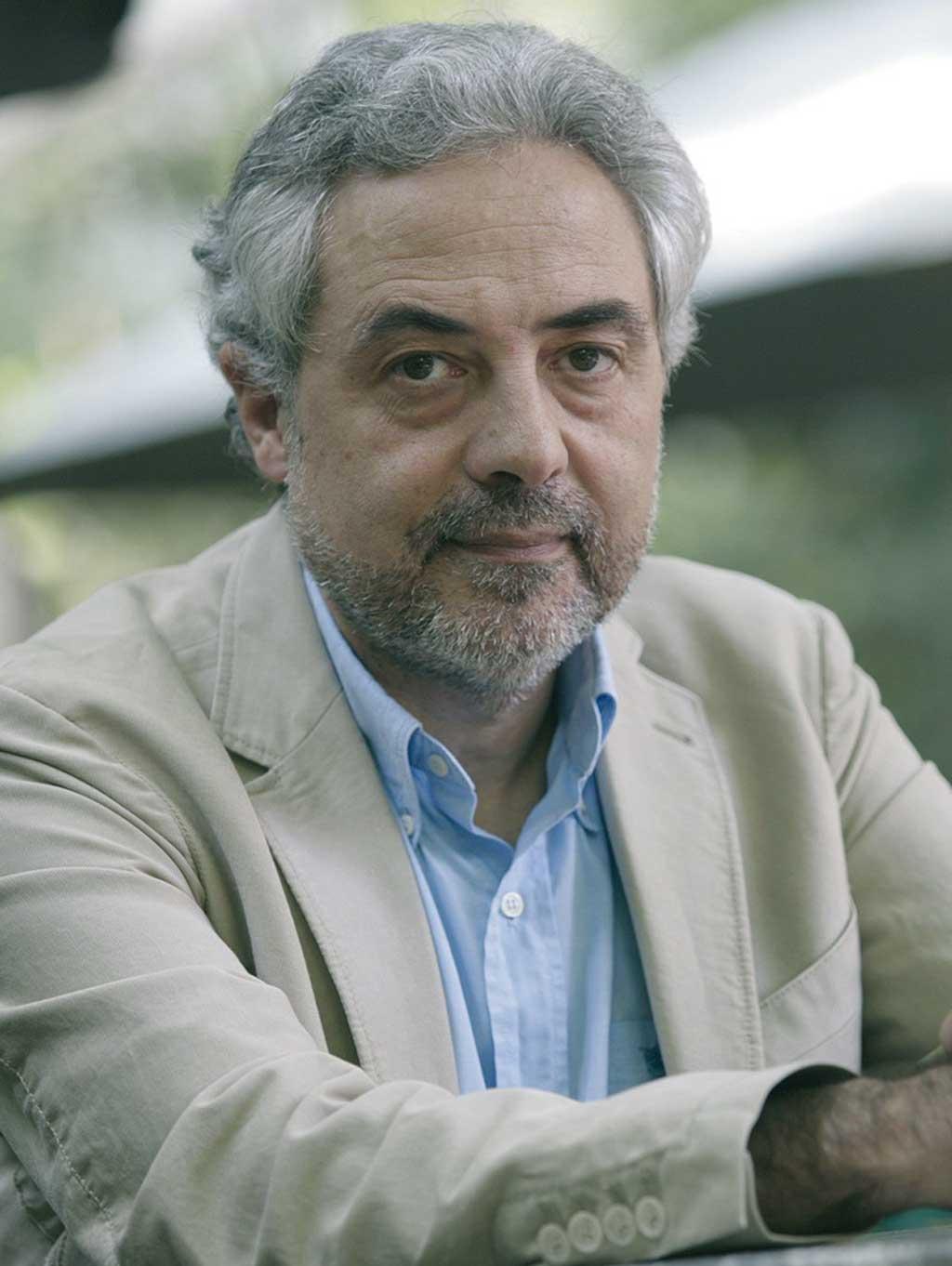 Javier de Lucas. Foto: Miguel Lorenzo