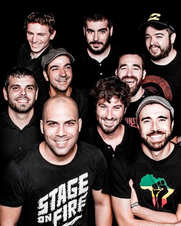 Aspencat, un dels grups present en l'edició d'enguany del Festival de Benvinguda.
