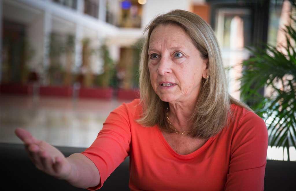 Donna Hicks és professora de la Harvard University i una referència a nivell mundial en mediació de conflictes i dignitat humana.