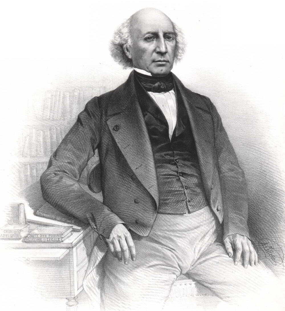Mathieu Joseph Bonaventure Orfila.