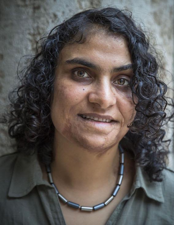 Nadia Ghulam.