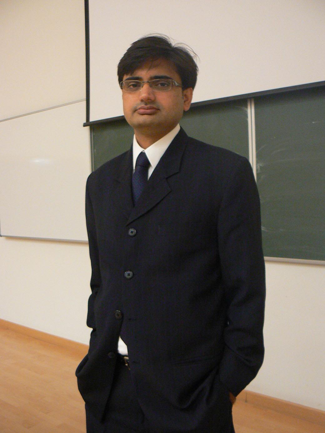Malik Hammad Ahmad.