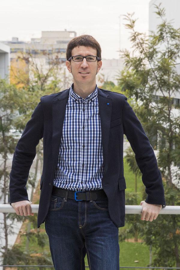 Francisco Grimaldo és professor al Departament d'Informàtica i subdirector de l'Escola Tècnica Superior d'Enginyeria de la Universitat de València (ETSE-UV).