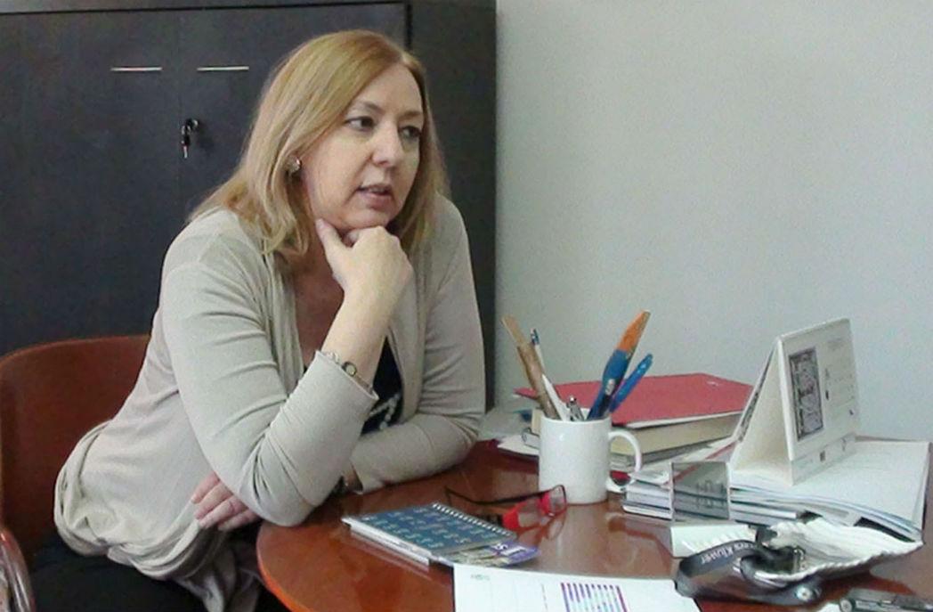 Victoria García.