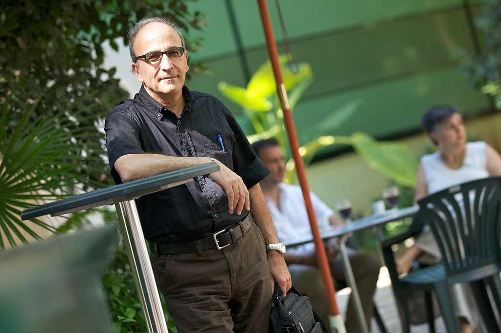 Jesús Alcolea, degà de Filosofia i CC de l'Educació.