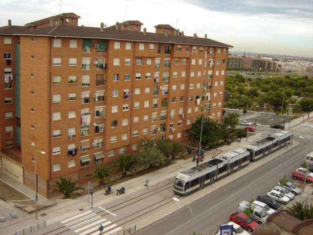 Imatge del barri de La Coma.