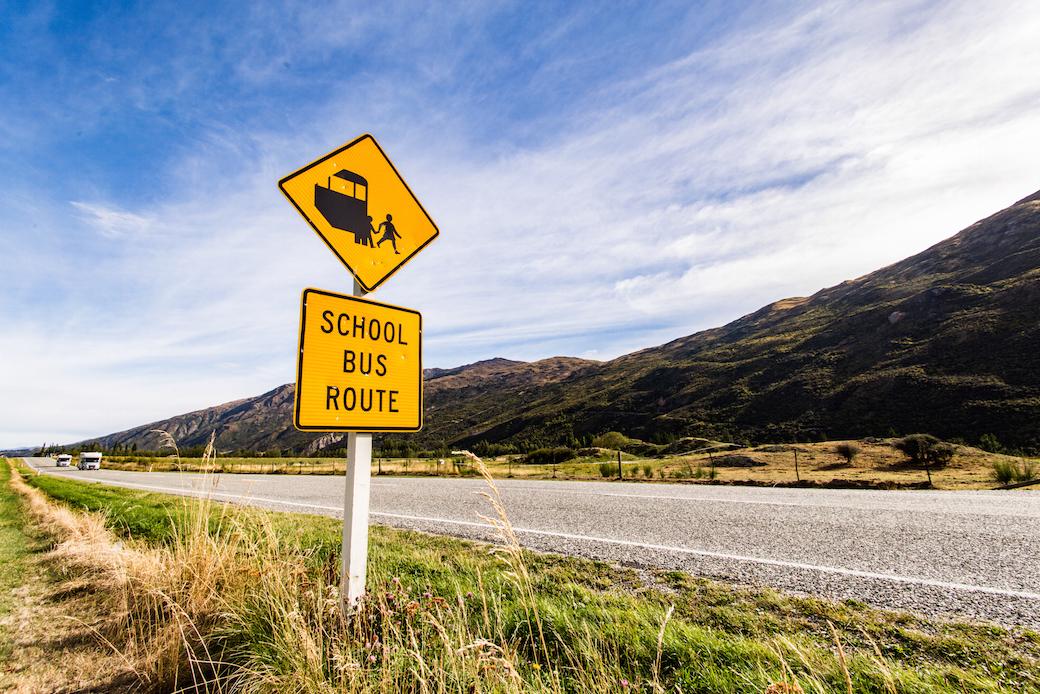 Bus infantil: Donar facilitats a les persones per a la seua formació forma part de la nova concepció de la societat.
