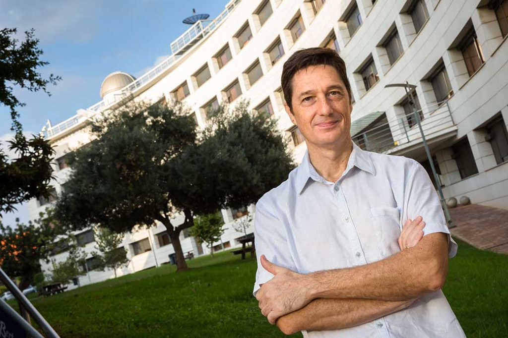 Pablo Gaviña, professor titular de Química Orgànica. Foto: Miguel  Lorenzo.