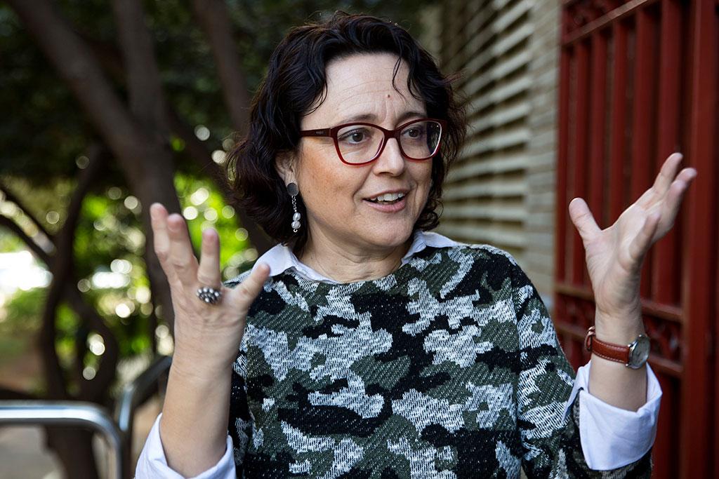 Maria Jesus Hernández.
