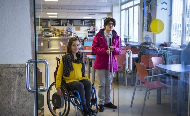 Francesca Santambrogio  i Nora Welsch.
