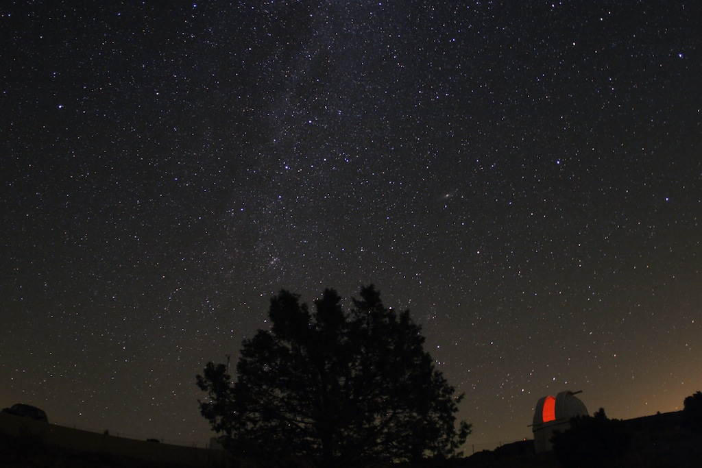 Observatori d'Olmos. Foto: Fernando Ballesteros.