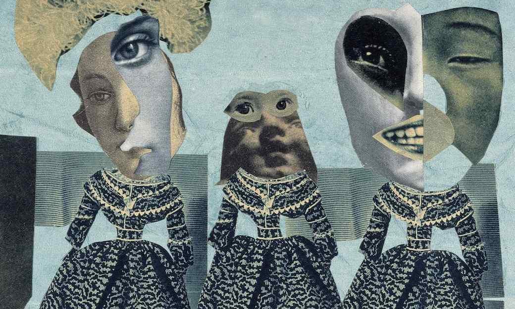 Collage de Hanna Höch.
